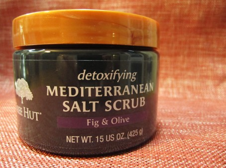 Tree Hut Salt Scrub 2
