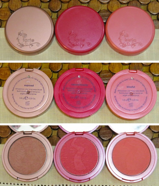 tarte amazonian clay blush 2