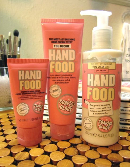 soap and glory hand food 1