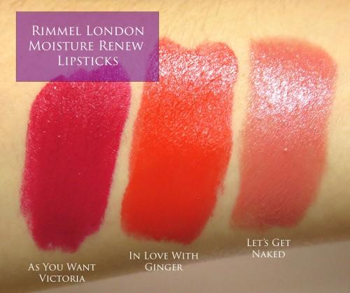 rimmel moisture renew lipstick 4